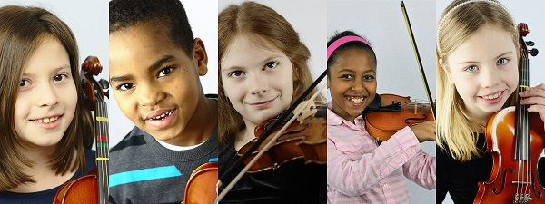 Rochester Academy of Music & Arts | Fun Music Lessons, Violin